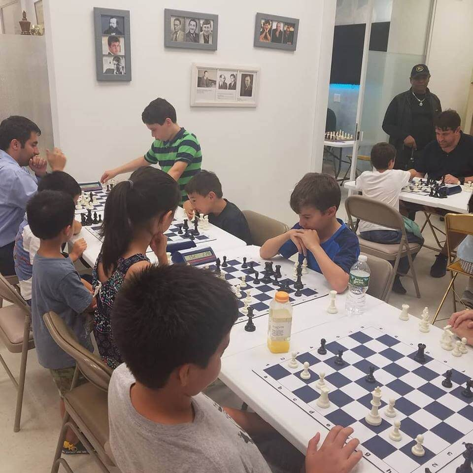 Max Chess Academy Events
